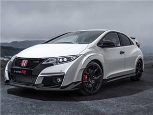 Обновленная Honda Civic Type R дебютирует в Гудвуде