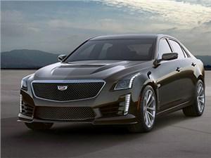 Новость про Cadillac CTS-V - Cadillac CTS-V 2015