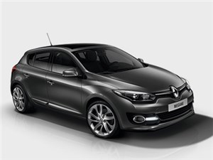 Renault Megane нового поколения дебютирует во Франкфурте