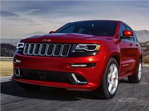 Новость про Jeep Grand Cherokee - Jeep Grand Cherokee SRT 2014