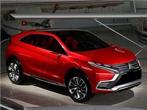 Новое поколение Mitsubishi ASX получит гибридную силовую установку