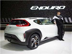 Предпросмотр hyundai enduro concept 2015 вид сзади