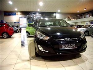 «Хендэ Мотор СНГ» сообщает о росте спроса на Hyundai Solaris и Hyundai i40