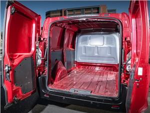 Fiat Scudo Cargo 2014 грузовой отсек