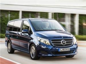 Новость про Mercedes-Benz V-Class - Mercedes-Benz V-Class