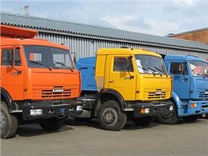 Покупатели грузовиков переключаются с зарубежной техники на российские КАМАЗы
