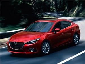Новая Mazda 3 получила высшие рейтинги безопасности