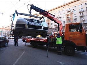 Завтра изменятся правила работы эвакуаторов в России