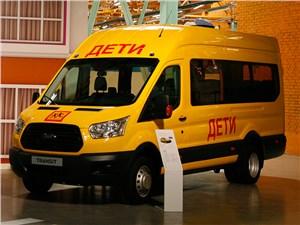 Предпросмотр ford transit 2015 пассажирская версия