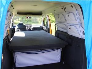 Предпросмотр volkswagen caddy 2016 багажное отделение 2