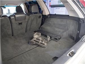 Volvo XC90 2008 багажное отделение