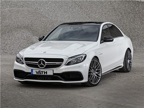 Vaeth | Mercedes-AMG C 63 S вид спереди