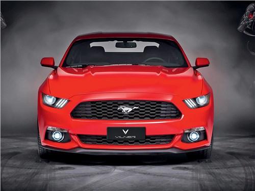 Vilner | Ford Mustang вид спереди