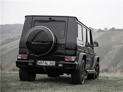 Lorinser | Mercedes-Benz G 500 вид сзади