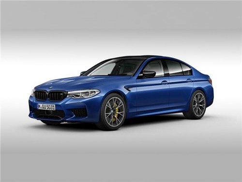 Новость про BMW M5 - BMW M5 Competition