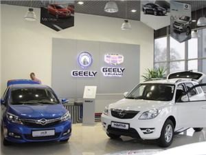 Самым популярным китайским брендом на российском рынке стал Geely