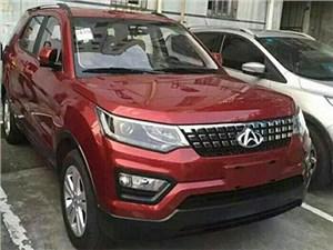 На мировом рынке появится «копия» Ford Explorer от китайского концерна Changan