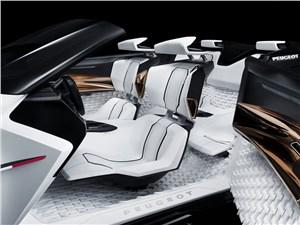 Предпросмотр peugeot fractal concept 2015 кресла