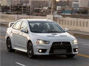 Новость про Mitsubishi Lancer Evolution - Mitsubishi Lancer Evolution Final Edition 2015