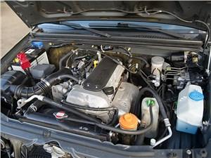 Suzuki Jimny 1998 двигатель