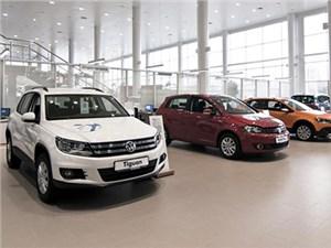 Новость про Volkswagen - Мировые продажи Volkswagen в октябре упали на 5,3%