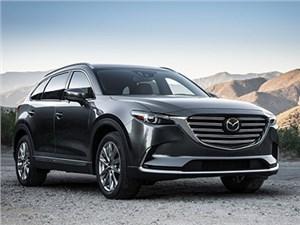 Mazda CX-9 дебютировала в Лос-Анджелесе - автоновости