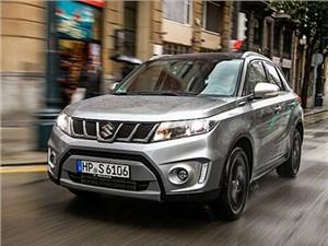 Турбированная Suzuki Vitara появится на рынке в начале 2016 года