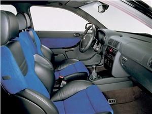 Предпросмотр audi s3 1999 передние кресла