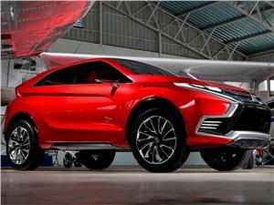 Mitsubishi показал обновленную версию кроссовера ASX 2016
