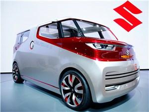 Предпросмотр suzuki air triser concept 2015 вид спереди
