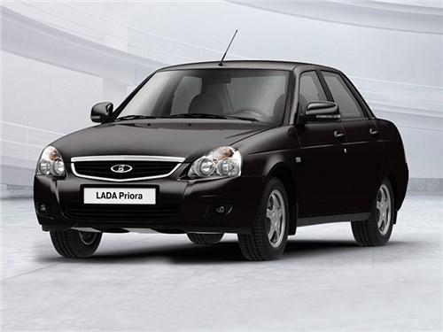 Самая дешевая Lada Priora появится на рынке в феврале