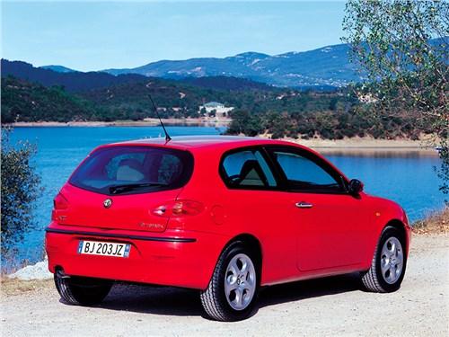 Итальянские скороходы (Alfa Romeo145-146, Alfa Romeo 147, Alfa Romeo 156, Alfa Romeo 166) 147 -