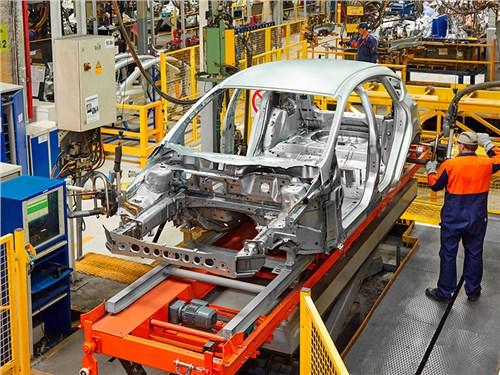 Российские производственные мощности загружены на 40 процентов