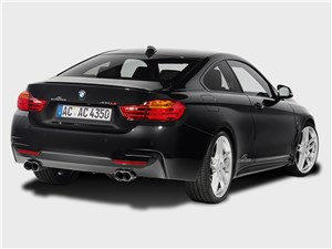 AC Schnitzer / BMW 4 Series Coupe 2014 вид сзади