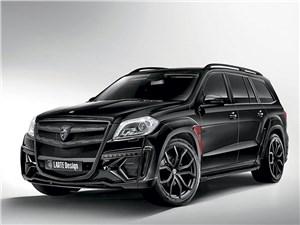 Larte Design / Mercedes-Benz GL вид спереди