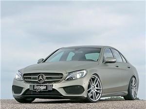 Inden Design / Mercedes-Benz C-Class вид спереди