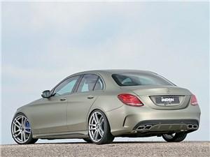 Inden Design / Mercedes-Benz C-Class вид сзади