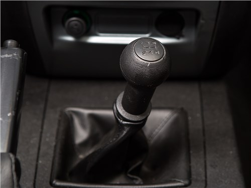 UAZ Pickup 2014 5МКПП