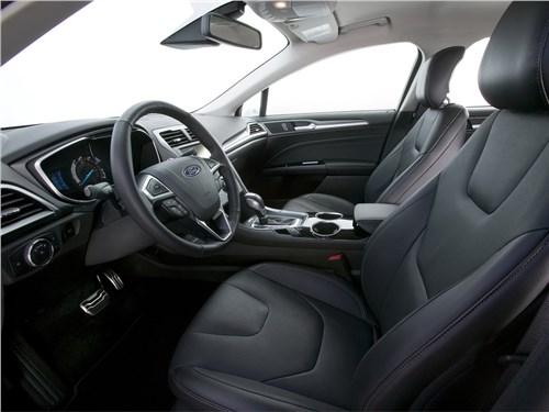 Предпросмотр ford fusion 2012 передние кресла