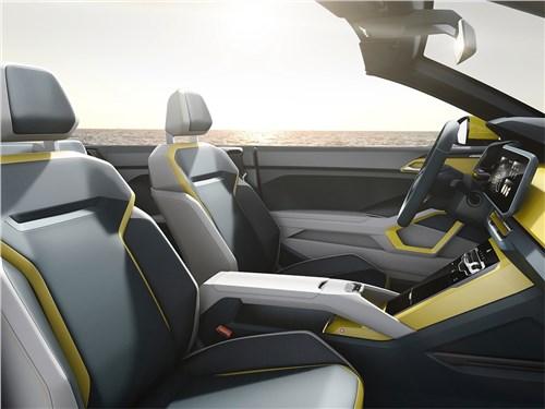 Предпросмотр volkswagen t-cross breeze concept 2016 передние кресла