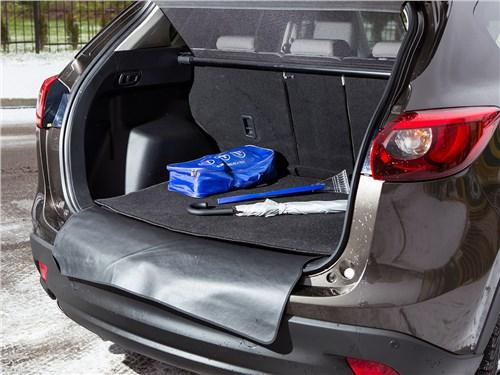 Предпросмотр mazda cx-5 2015 багажное отделение