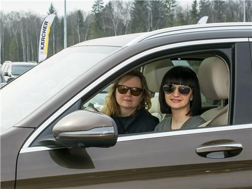 Мария Голова и Екатерина Голова (журнал «Автопанорама»)
