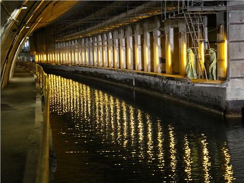 «Объект 825 ГТС» – некогда секретная подземная база подводных лодок в Балаклаве