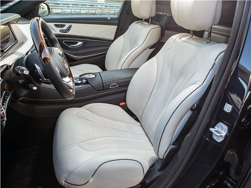 Предпросмотр mercedes-benz s500 e plug-in hybrid 2015 передние кресла