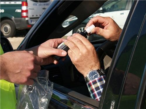 Количество повторных задержаний водителей за пьянку сократилось