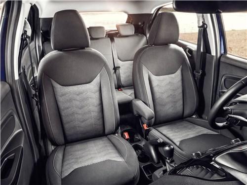 Предпросмотр ford ka+ 2017 передние кресла