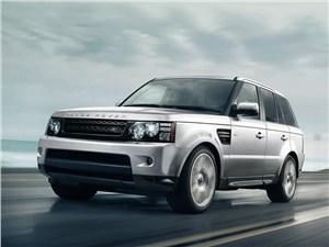 Новый Range Rover Sport – самый быстрый в своем семействе