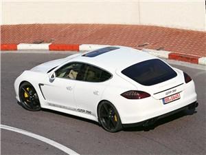 Gemballa / Porsche Panamera вид сзади