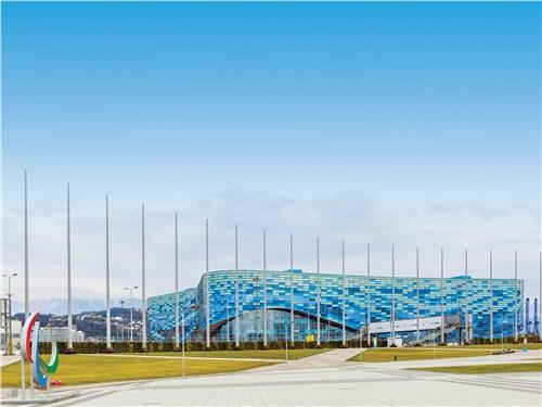 Многие олимпийские сооружения и сегодня интересны с точки зрения архитектуры и технических решений