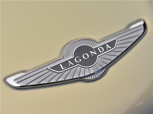 Lagonda – еще более премиальный Aston Martin